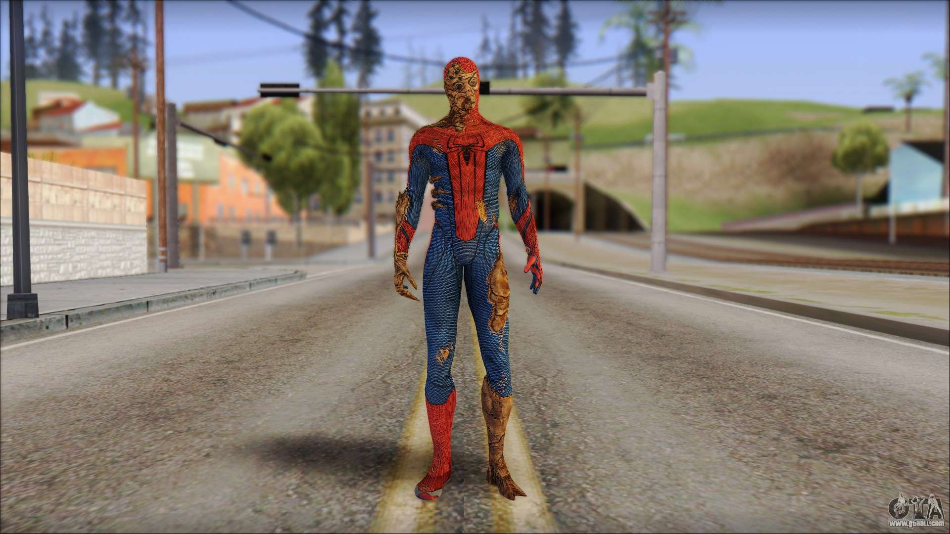 gta san andreas spiderman mod pc free download ▷▷ a c i