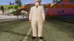 Russian doctor for GTA San Andreas