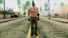 Manhunt Ped 16 for GTA San Andreas