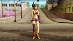 Warriors Orochi 3 Gracia Samurai Disguises for GTA San Andreas