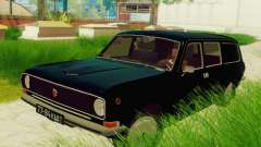 GAS-24-12 Hearse for GTA San Andreas