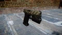 Pistol Glock 20 carbon fiber