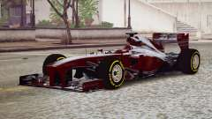 Ferrari F138 v2 for GTA 4