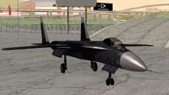 Sukhoi SU-47 Berkut from H.A.W.X. 2 for GTA San Andreas