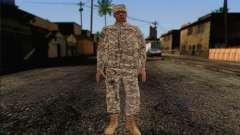 California National Guard Skin 4 for GTA San Andreas