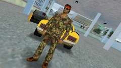 Camo Skin 09 for GTA Vice City
