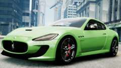 Maserati Gran Turismo MC Stradale 2014 for GTA 4
