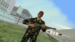 Camo Skin 01 for GTA Vice City