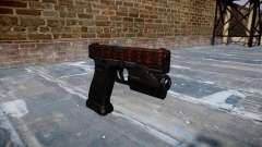 Pistol Glock 20 art of war
