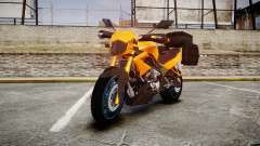Yamaha V-ixion 150cc for GTA 4