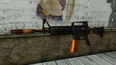 Nitro M4 for GTA San Andreas