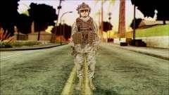 Ranger (CoD: MW2) v4 for GTA San Andreas