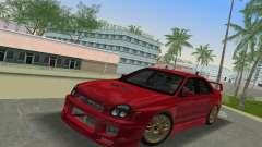 Subaru Impreza WRX 2002 Type 6