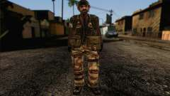 Soldiers MEK (Battlefield 2) Skin 4 for GTA San Andreas