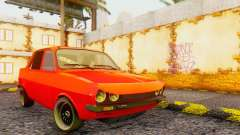 Dacia 1300 Tuned for GTA San Andreas