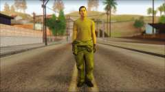 GTA 5 Soldier v1 for GTA San Andreas