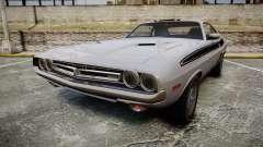Dodge Challenger 1971 v2.2 PJ3 for GTA 4