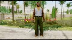 MR T Skin v2 for GTA San Andreas