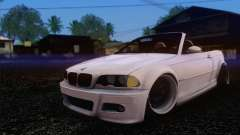 BMW M3 Cabrio for GTA San Andreas