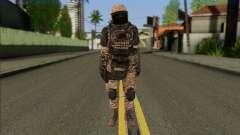 Task Force 141 (CoD: MW 2) Skin 15