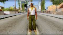 MR T Skin v10 for GTA San Andreas