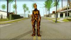 Guardians of the Galaxy Groot v2 for GTA San Andreas