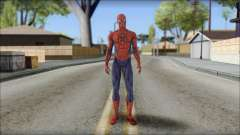 Red Trilogy Spider Man for GTA San Andreas