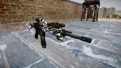Automatic rifle Colt M4A1 siberia
