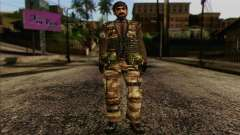 Soldiers MEK (Battlefield 2) Skin 2 for GTA San Andreas