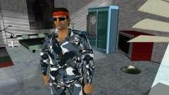 Camo Skin 17 for GTA Vice City