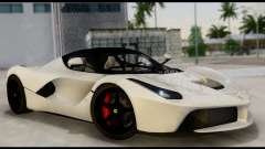 Ferrari LaFerrari 2014 (HQLM) for GTA San Andreas