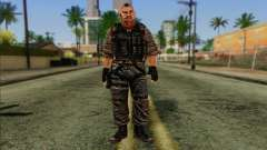 Soldiers from the Rogue Warrior 2 for GTA San Andreas