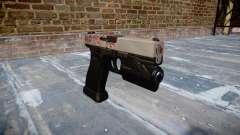 Pistol Glock 20 cherry blososm