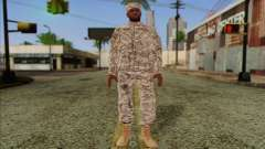 California National Guard	 Skin 5 for GTA San Andreas