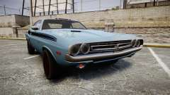 Dodge Challenger 1971 v2.2 PJ2 for GTA 4