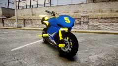 Yamaha R1 2007 Stunt