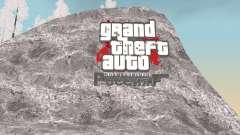Snow for GTA Criminal Russia beta 2 for GTA San Andreas