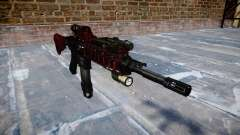 Automatic rifle Colt M4A1 art of war