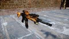 Automatic rifle Colt M4A1 elite