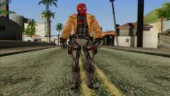 Red Hood from DC Comics for GTA San Andreas