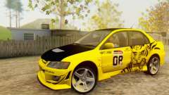 Mitsubishi Lancer Turkis Drift Aem for GTA San Andreas