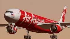 Airbus A330-300 Air Asia X for GTA San Andreas
