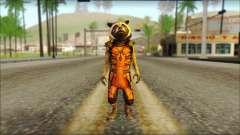 Guardians of the Galaxy Rocket Raccoon v2