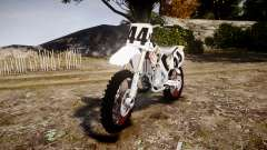 Honda CR 125 for GTA 4
