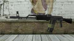 AK-101 from Battlefield 2 for GTA San Andreas