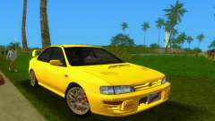 Subaru Impreza WRX STI GC8 Sedan Type 1 for GTA Vice City
