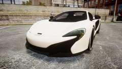 McLaren 650S Spider 2014 [EPM] Bridgestone v3 for GTA 4