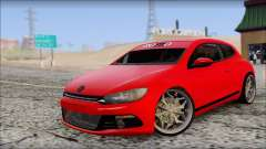 Volkswagen Scirocco Soft Tuning for GTA San Andreas