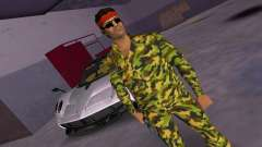 Camo Skin 07 for GTA Vice City