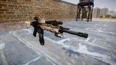 Automatic rifle Colt M4A1 viper